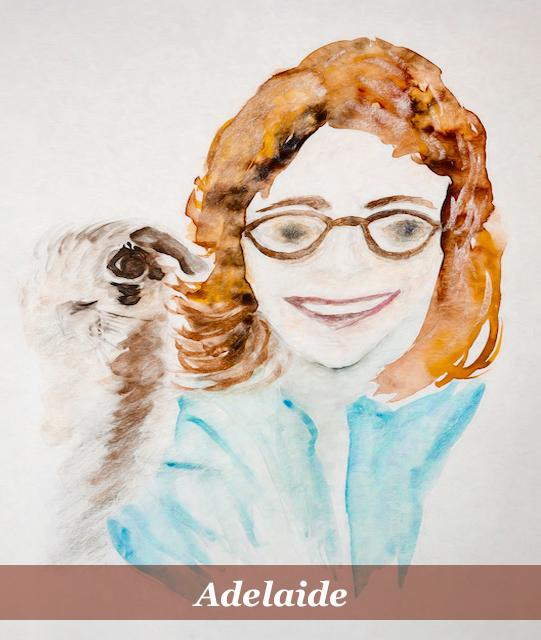 she book artist - rosemary kimball - adelaide