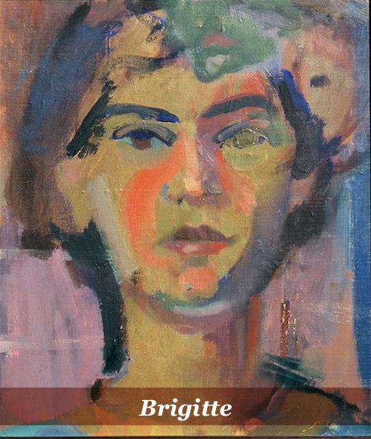 she book artist - brigitte edery